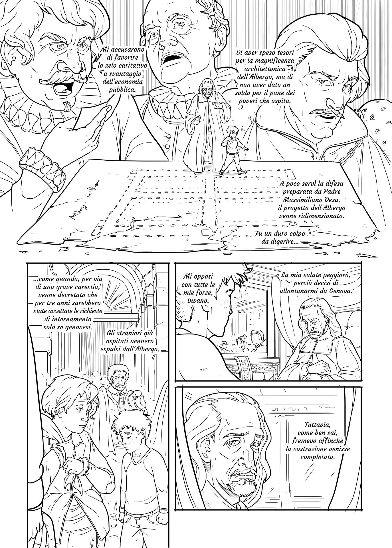 Fumetto Brignole tavola 32