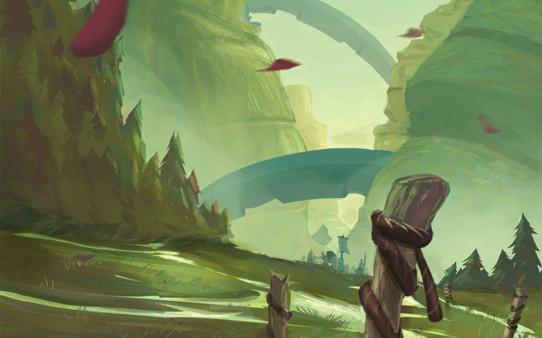 Environment Concept Art