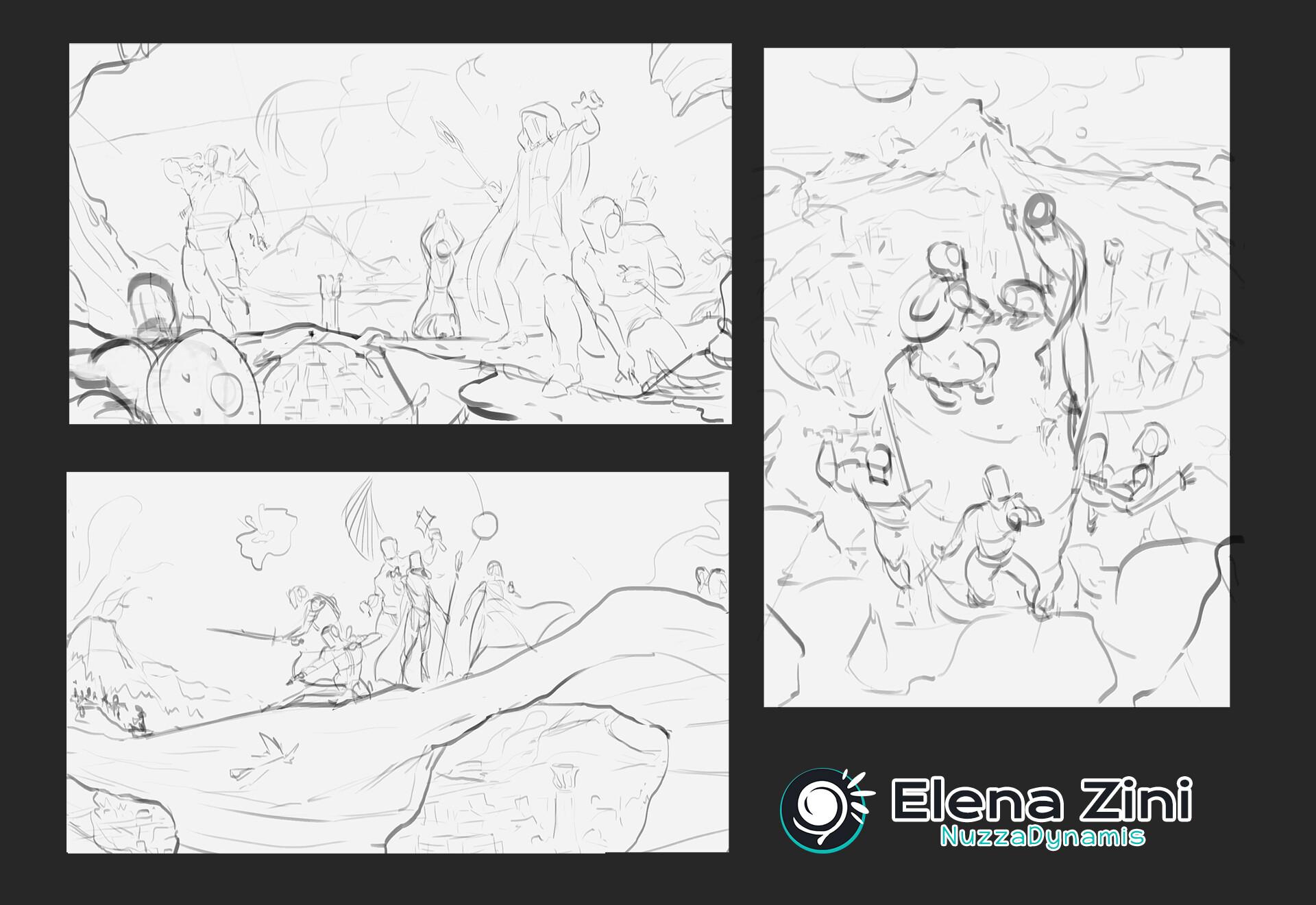 Dragonlance thumbnails
