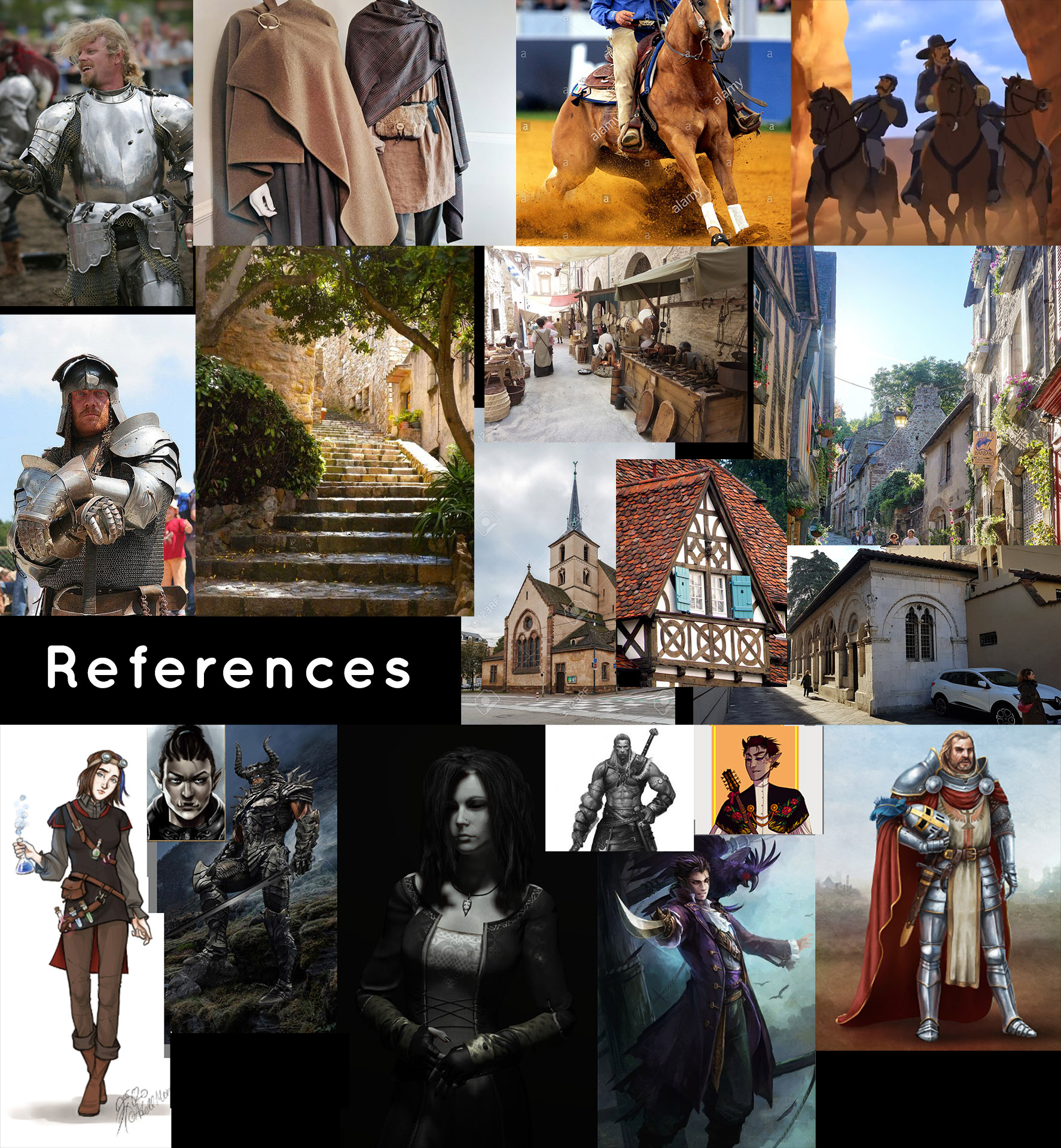 references morning routine